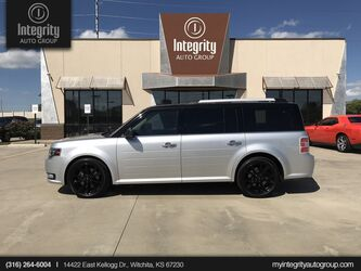 Ford Flex Limited W/EcoBoost 2013