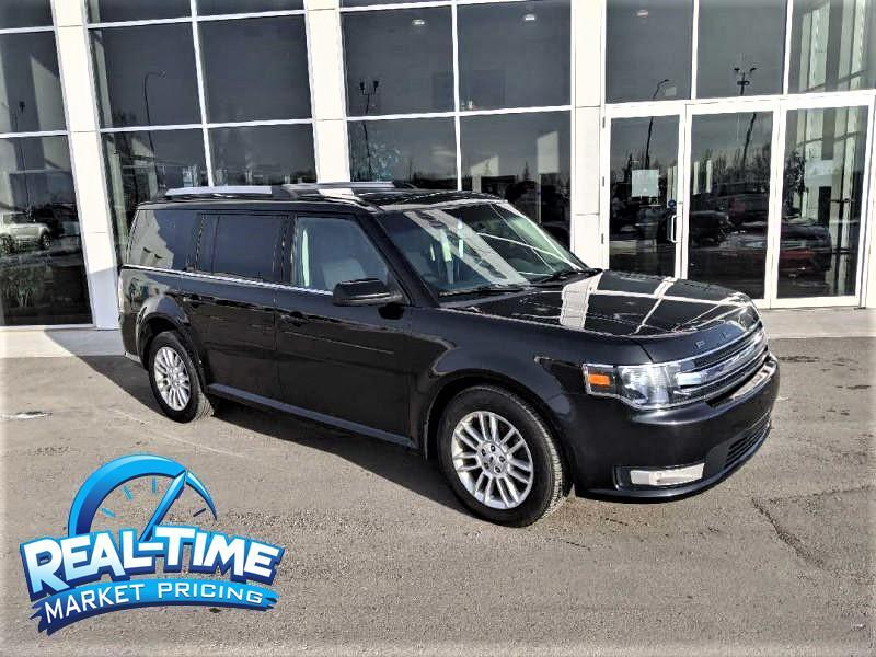 2013_Ford_Flex_SEL_ Claresholm AB