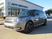 2013_Ford_Flex_SEL FWD 3RD ROW, SUNROOF, BACKUP CAM, BLUETOOTH, HEATED SEATS,_ Plano TX