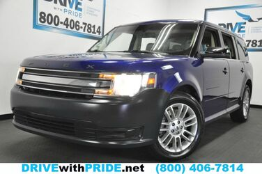 Ford Flex SEL HANDS FREE VOICE CONTROLS HEATED SEATS DUAL ZONE AC 2013