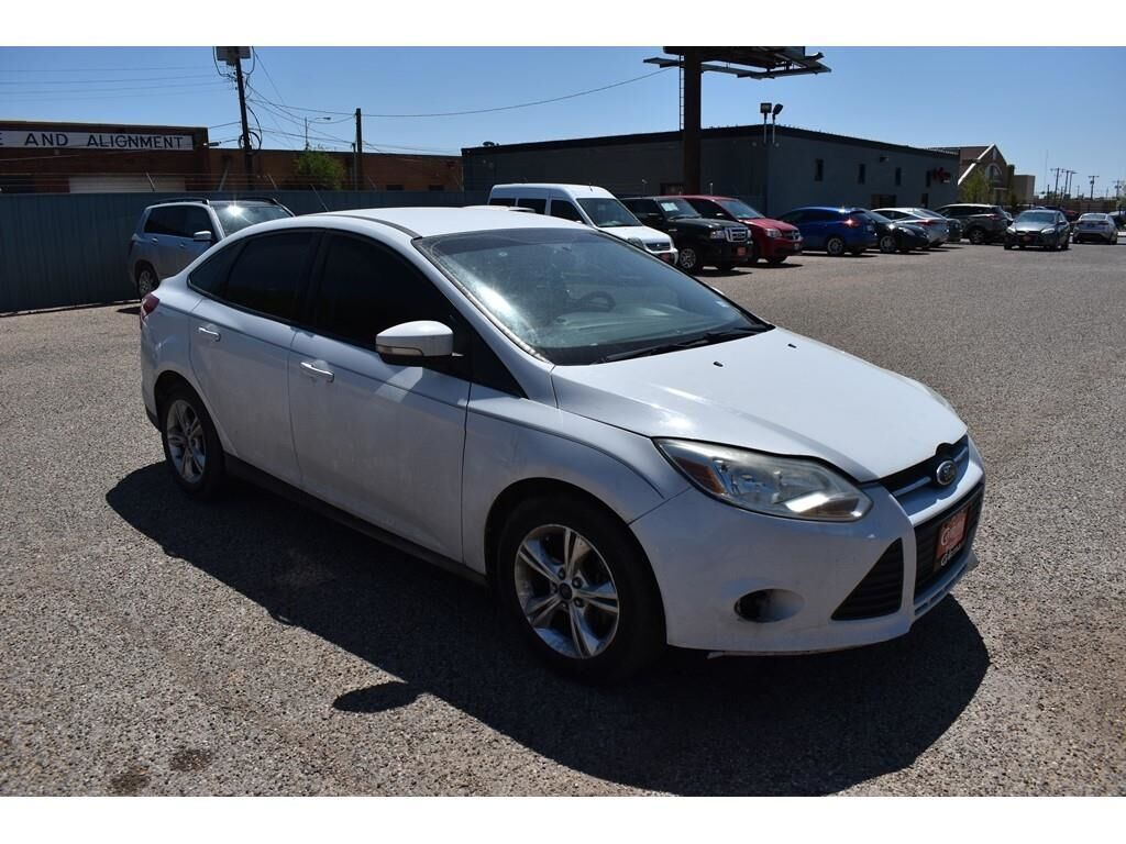 2013 Ford Focus 4DR SDN SE Lubbock TX
