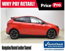 2013_Ford_Focus_Appearance Package w/Leather/Sunroof/Nav_ Maumee OH
