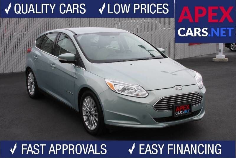 2013 Ford Focus Electric  Fremont CA