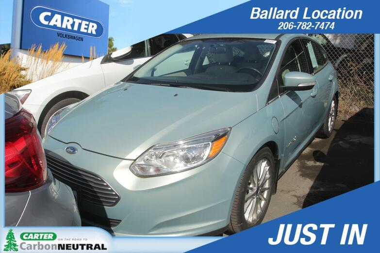 2013 Ford Focus Electric  Seattle WA