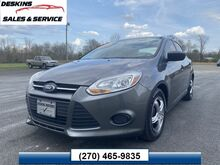2013_Ford_Focus_S_ Campbellsville KY