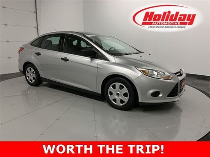 2013_Ford_Focus_S_ Fond du Lac WI