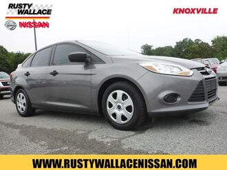 2013_Ford_Focus_S_ Knoxville TN