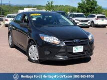 2013 Ford Focus S South Burlington VT