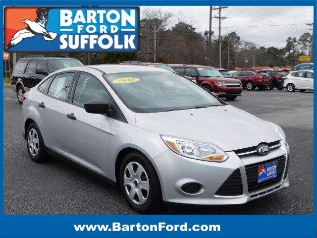 2013 Ford Focus S Suffolk VA