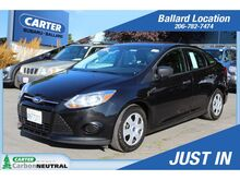 2013_Ford_Focus_S_ Seattle WA