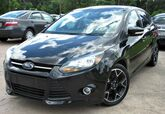 2013 Ford Focus SE - w/ LEATHER SEATS & SATELLITE