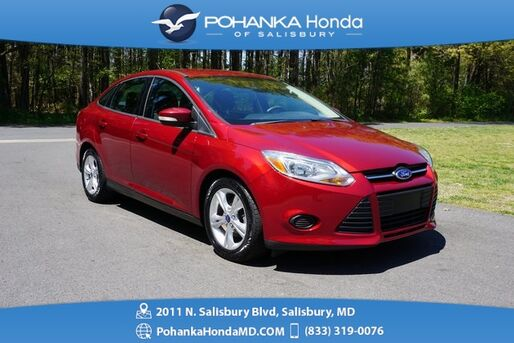 2013_Ford_Focus_SE ** Guaranteed Financing **_ Salisbury MD