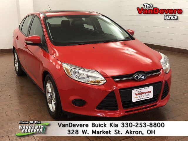 2013 Ford Focus SE Akron OH
