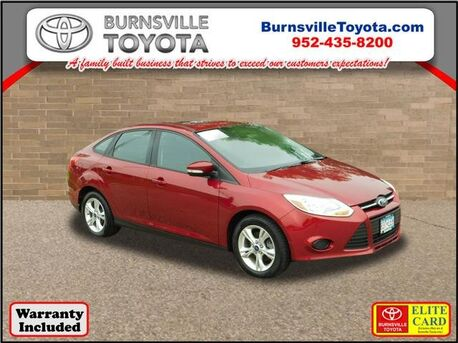 2013_Ford_Focus_SE_ Burnsville MN