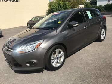 2013_Ford_Focus_SE_ Chattanooga TN