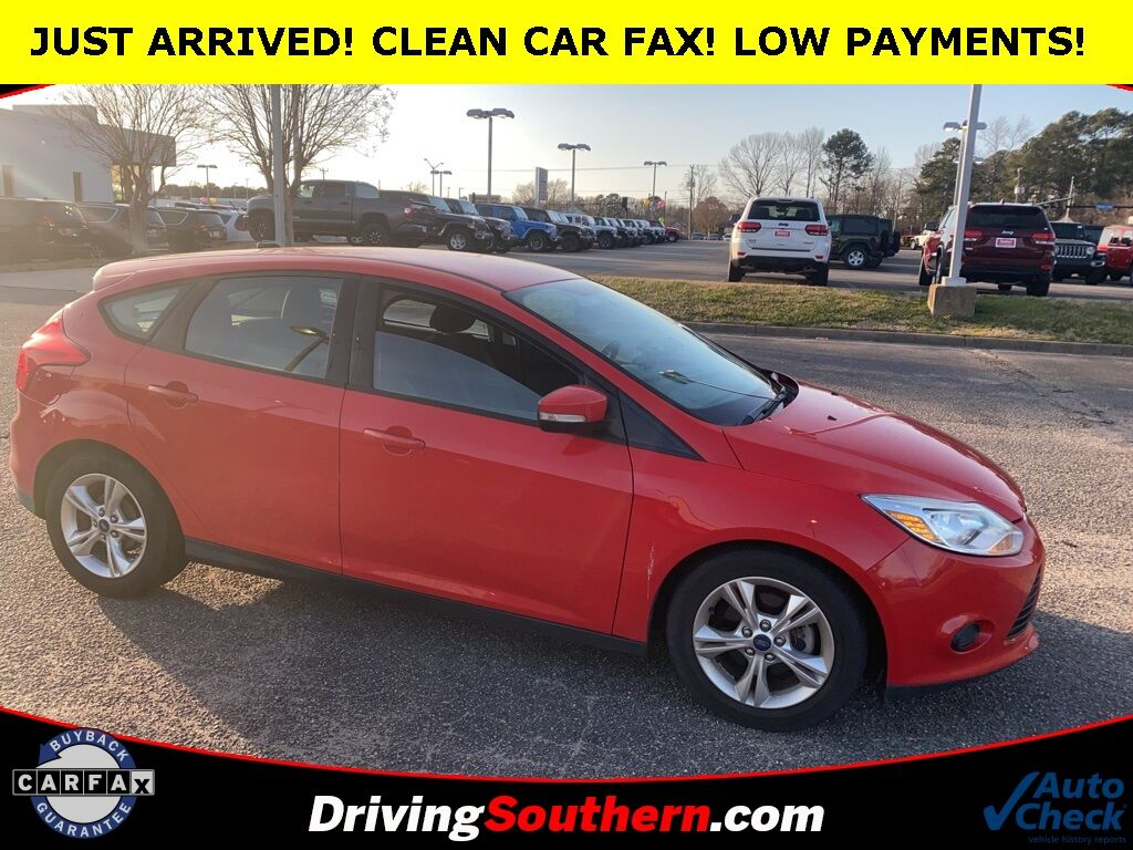2013 Ford Focus SE Chesapeake VA