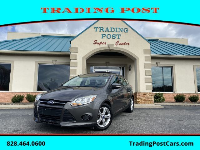 2013_Ford_Focus_SE_ Conover NC