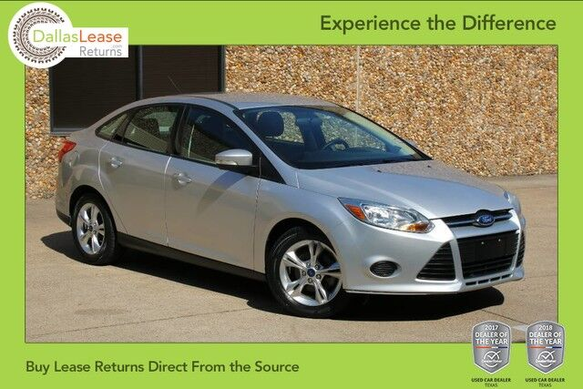 2013 Ford Focus SE Dallas TX