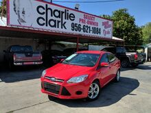 2013_Ford_Focus_SE_ Harlingen TX