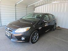 2013_Ford_Focus_SE Hatch_ Dallas TX
