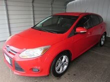 2013_Ford_Focus_SE Hatch_ Dallas TX