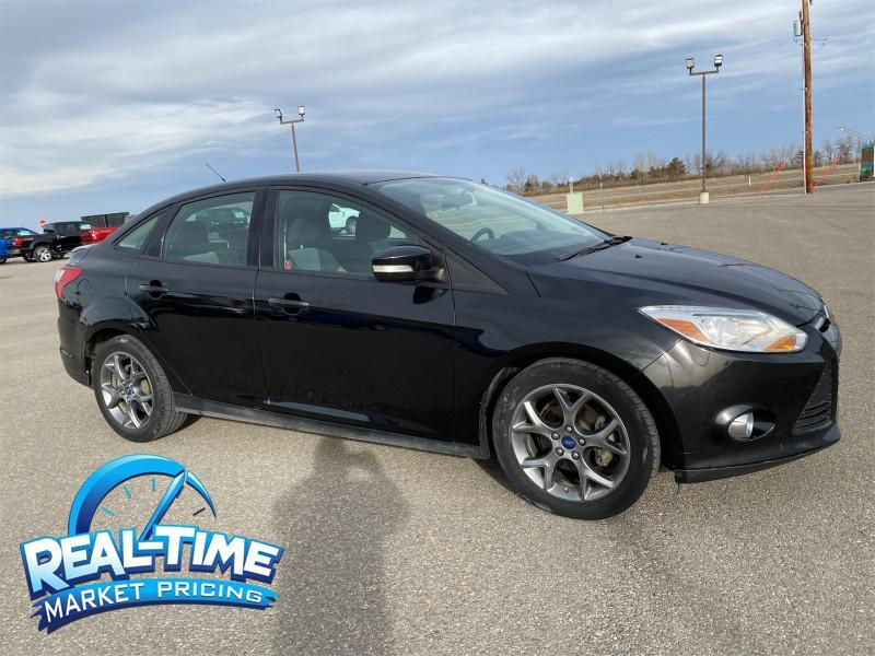 2013_Ford_Focus_SE_ High River AB