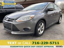 2013_Ford_Focus_SE Low Miles_ Buffalo NY