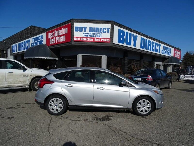2013 Ford Focus SE Manual, Heated Seats Kelowna BC