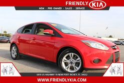 2013_Ford_Focus_SE_ New Port Richey FL