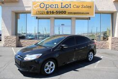 2013_Ford_Focus_SE Sedan_ Las Vegas NV