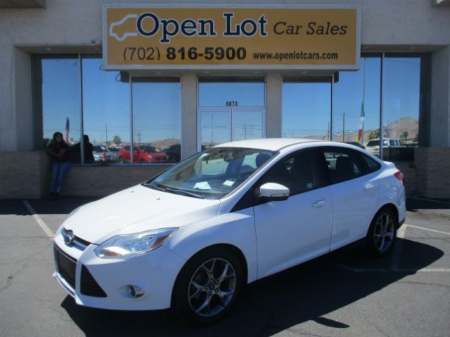 2013 Ford Focus SE Sedan Las Vegas NV