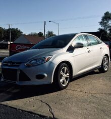 2013_Ford_Focus_SE Sedan_ Richmond IN