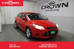 2013_Ford_Focus_SE_ Winnipeg MB