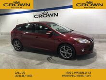2013_Ford_Focus_SE winter ready with remote start! *Sunroof/ Alloys/ Heated Seats*_ Winnipeg MB