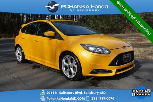 2013_Ford_Focus_ST ** GUARANTEED FINANCING **_ Salisbury MD