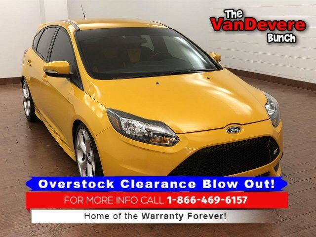 2013 Ford Focus ST Akron OH