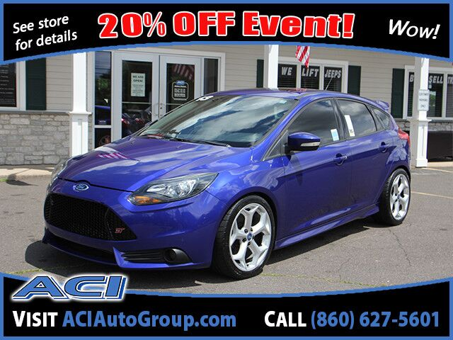 2013 Ford Focus ST East Windsor CT