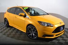 2013_Ford_Focus_ST_ Seattle WA