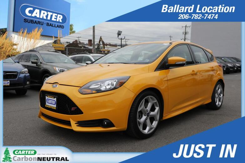 2013 Ford Focus ST Seattle WA