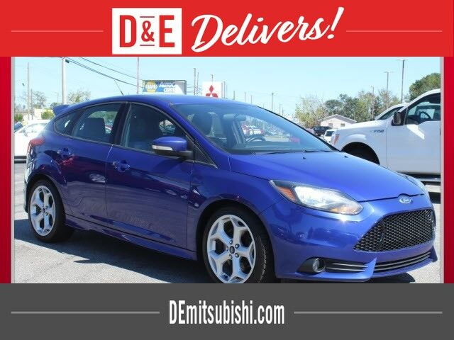 2013_Ford_Focus_ST_ Wilmington NC