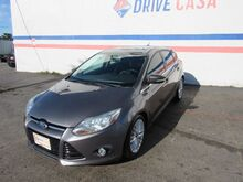 2013_Ford_Focus_Titanium Hatch_ Dallas TX