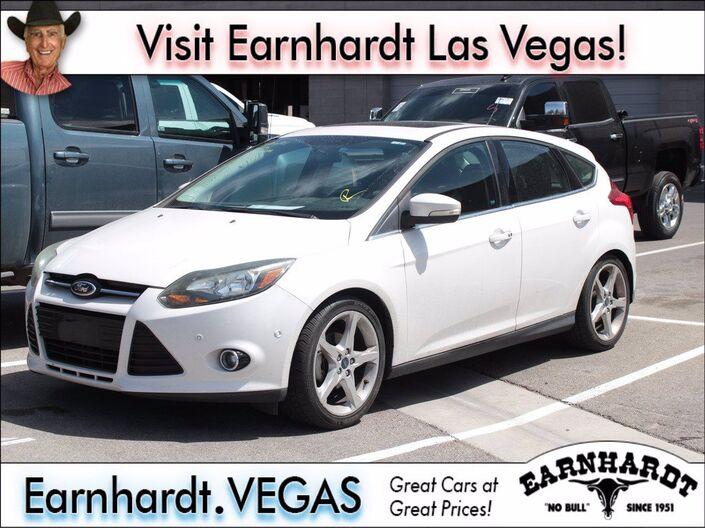 2013 Ford Focus Titanium Las Vegas NV