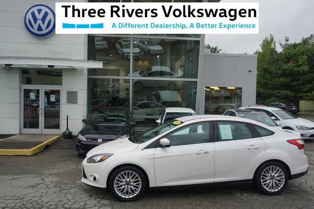 2013 Ford Focus Titanium Pittsburgh PA
