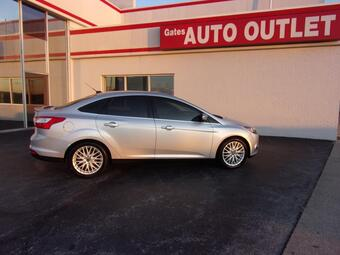 2013_Ford_Focus_Titanium_ Richmond KY