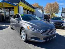 2013_Ford_Fusion_4d Sedan SE 1.6L EcoBoost_ Albuquerque NM