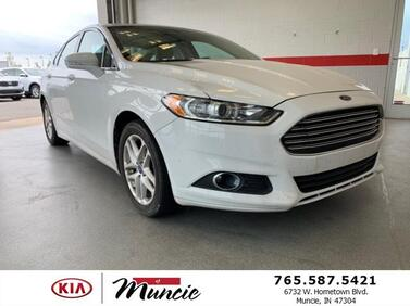 2013 Ford Fusion 4dr Sdn SE FWD Muncie IN