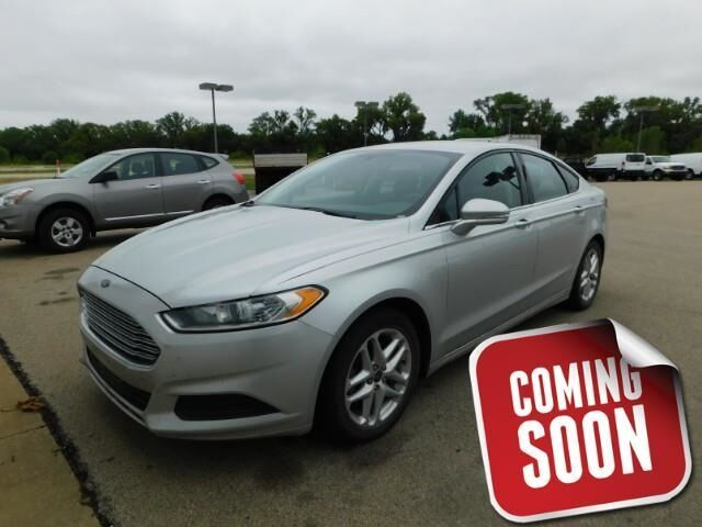 2013 Ford Fusion 4dr Sdn SE FWD Manhattan KS