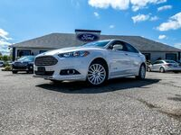 2013 Ford Fusion Hybrid SE- LEATHER- NAVIGATION- BLUETOOTH- LOW LOW KM