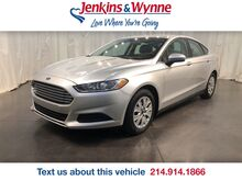 2013_Ford_Fusion_S_ Clarksville TN
