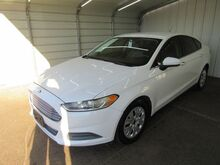 2013_Ford_Fusion_S_ Dallas TX